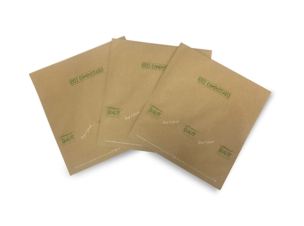 Sacovitta Compostable Food Bag