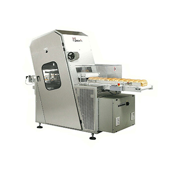Gasparin Model 1700 Slicing Machine