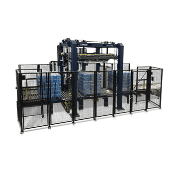 Lantech RL Automatic Pallet Wrapping System