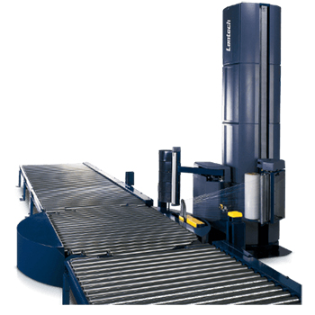 Lantech QL Automatic Pallet Wrapping System